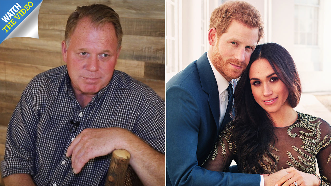 Thomas Markle Jr's letter to Prince Harry – what Meghan's