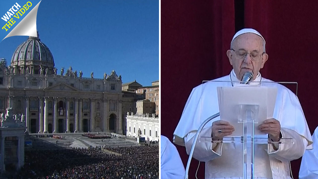 Pope Francis officially changes the Lord's Prayer after frustration