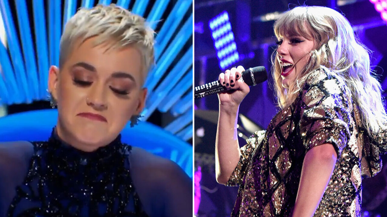 Katy Perry Throws Shade At Taylor Swift During American Idol Auditions The Scottish Sun
