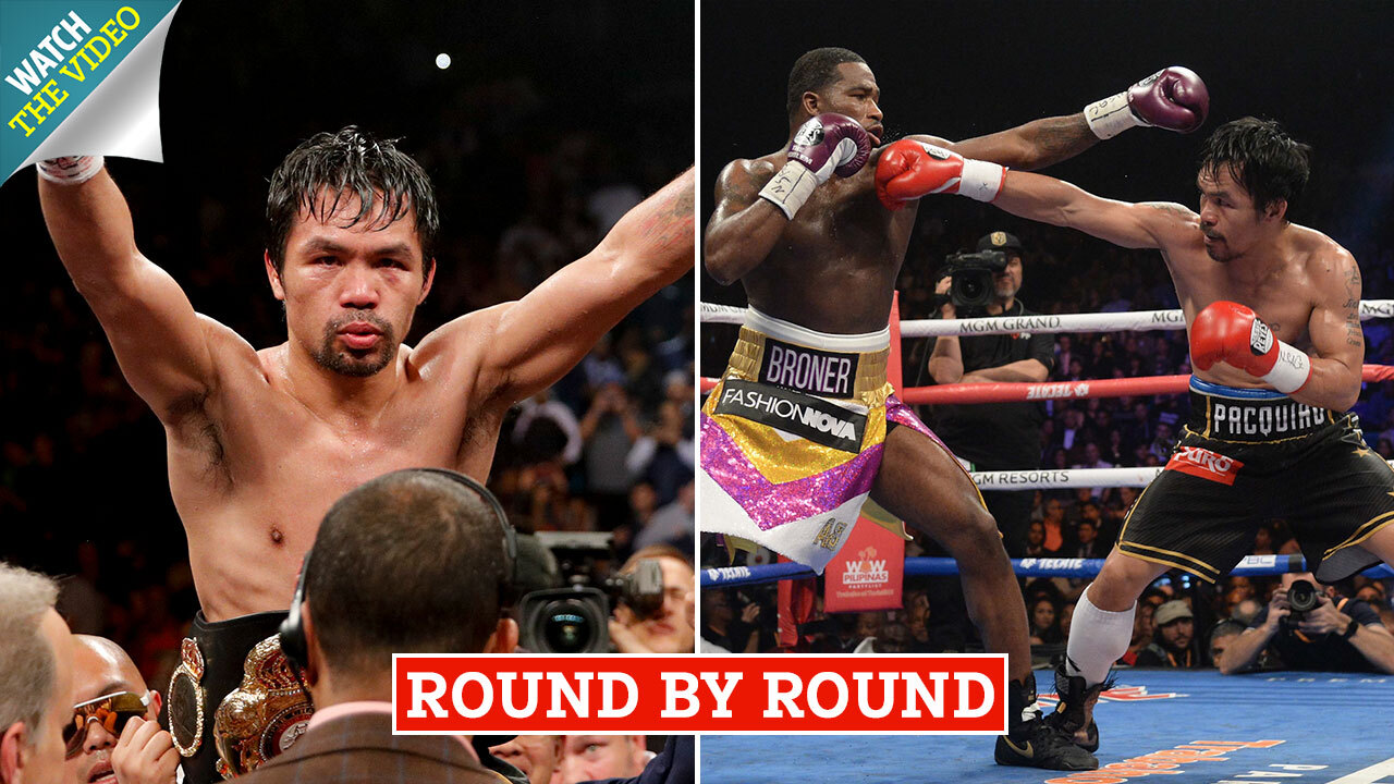 Pacquiao vs Broner LIVE reaction: Pacquiao calls out Floyd