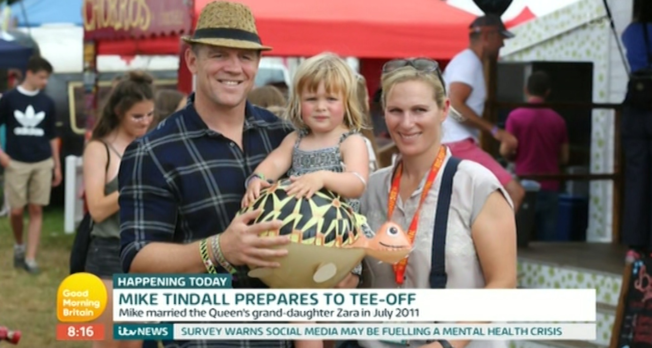 The Queens Eldest Granddaughter, Zara Tindall, Is Pregnant With Her Second Child