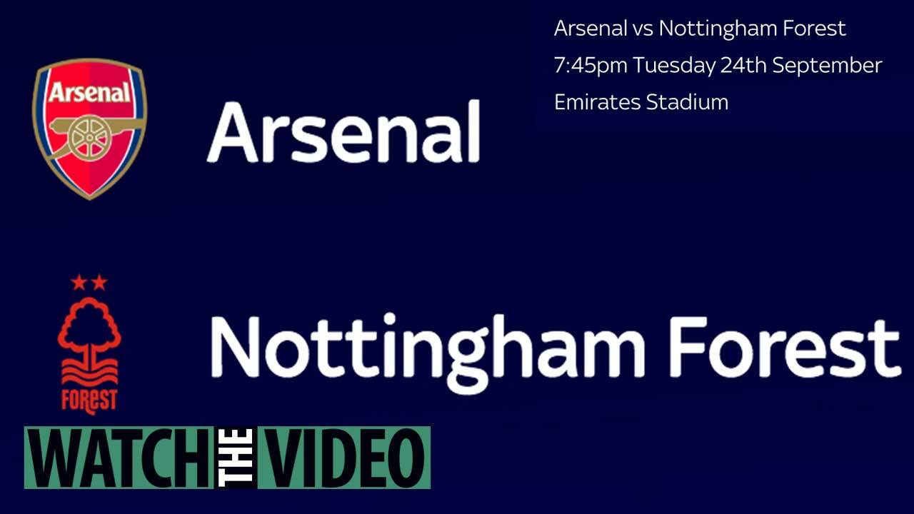 Xem lại Arsenal vs Nottingham Forest Highlights and Full match