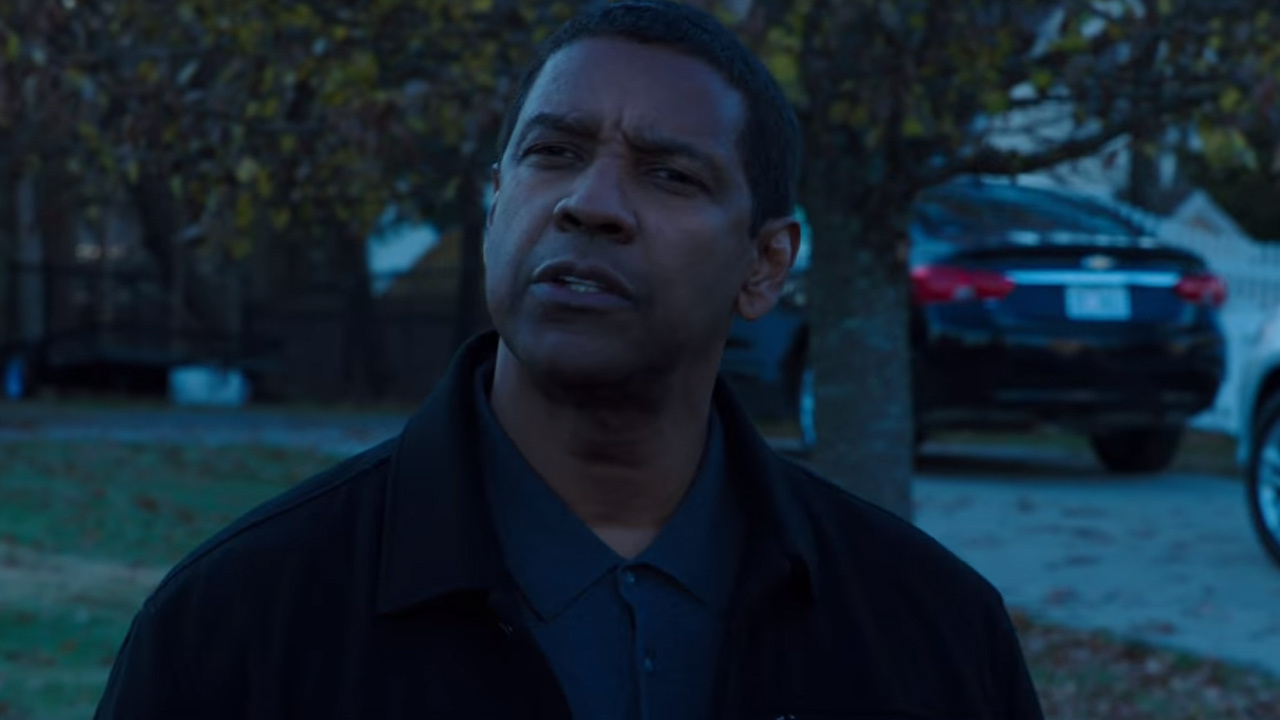 Denzel Washington still packs a bit of swagger in the crowdpleaser