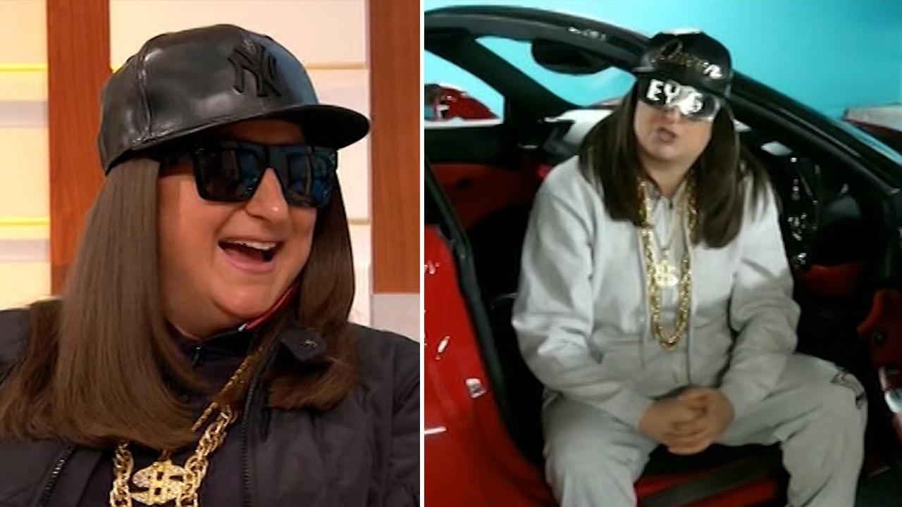 e9861c51565f Honey G s mum Yvonne loves  sensational makeover  but says rapper will   miss her cap and sunglasses