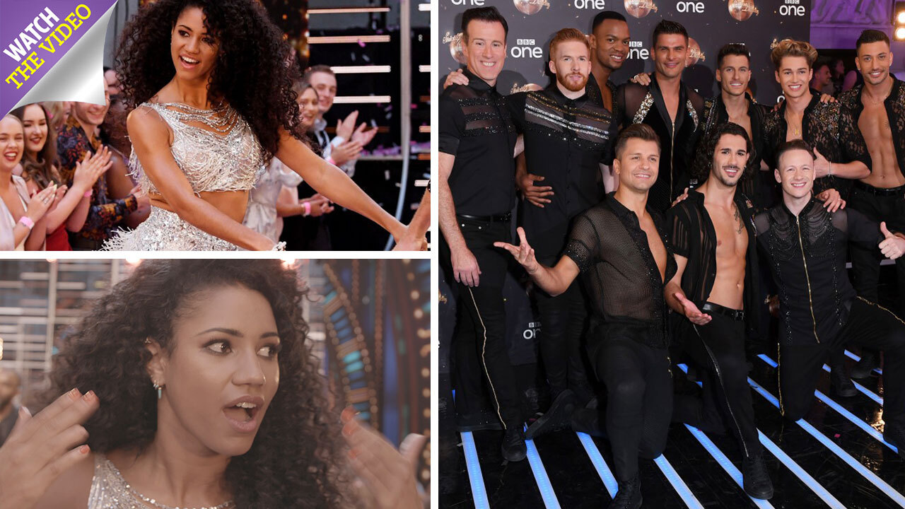 Who is Vick Hope? Strictly Come Dancing 2018 contestant and