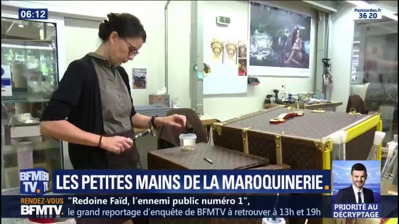 c160afeb89c 200 postes de maroquiniers à pourvoir  l alléchante offre d emploi de Louis  Vuitton en Vendée