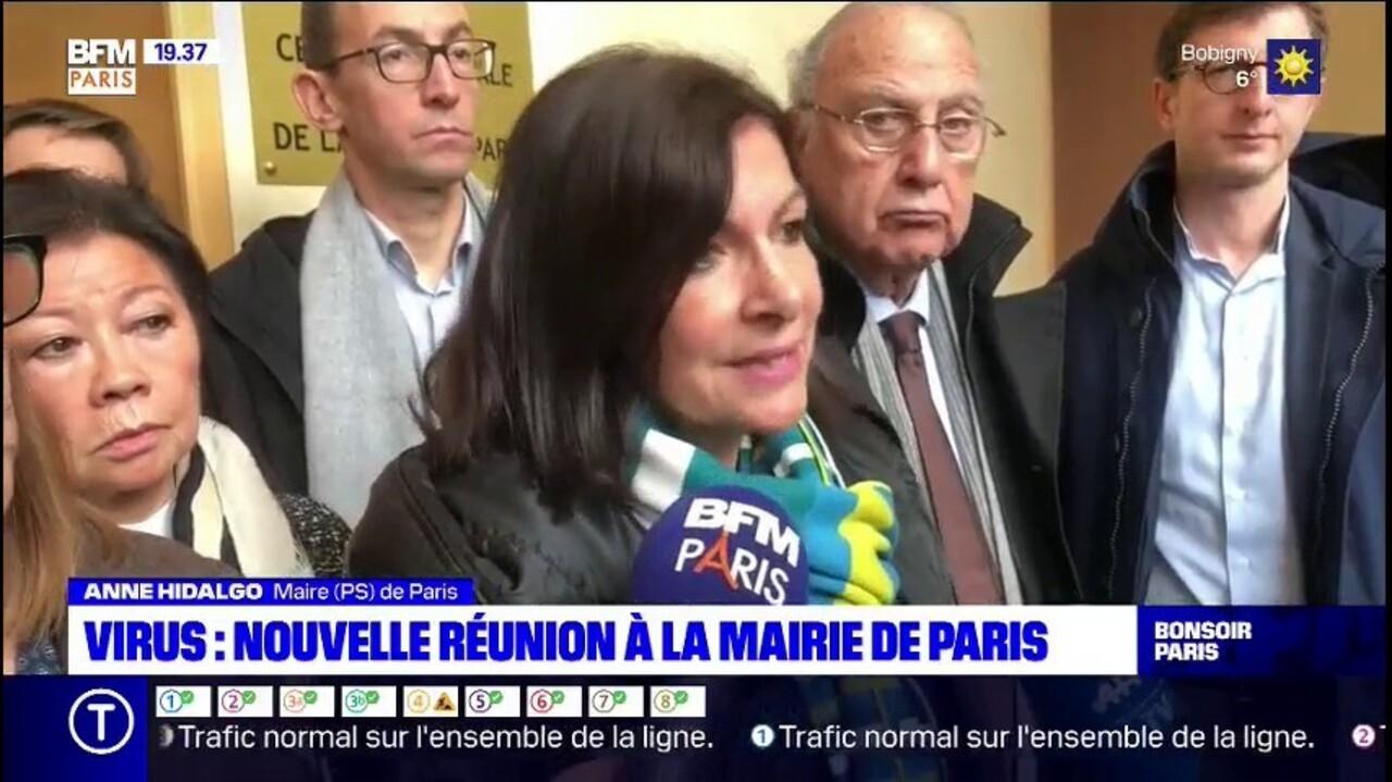 Coronavirus Paris Va Faire Appel A Des Assesseurs Reservistes
