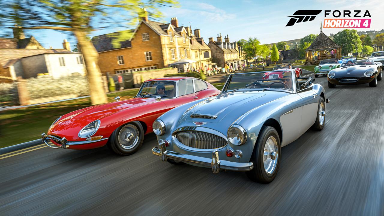 Forza Horizon 4 street racing game will be set in Britain