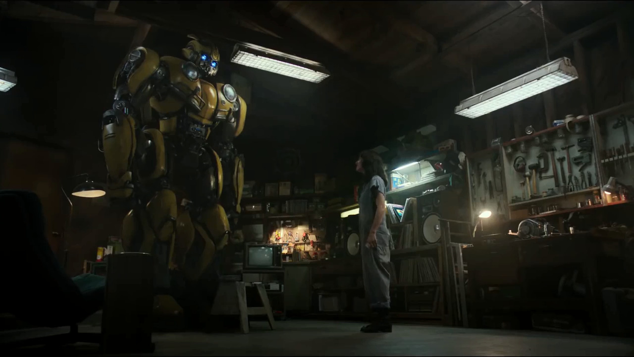 Video: Watch the first trailer for 'Bumblebee' movie — a