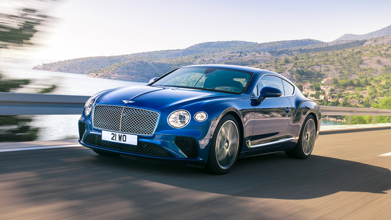 2018 Bentley Continental Gt Review Video Audio Wiring