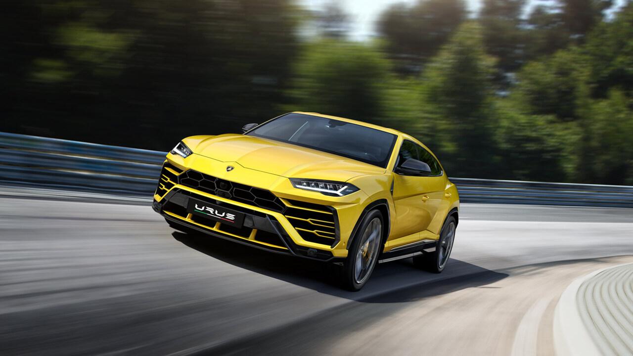 The Jeremy Clarkson Review: 2018 Lamborghini Urus