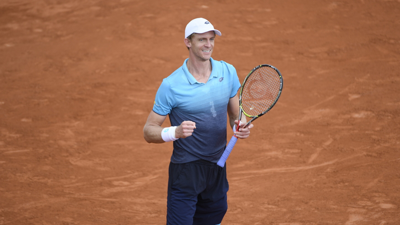 Schwartzman Fights Back To Win Diego And Goliath Clash Roland Garros The 2020 Roland Garros Tournament Official Site