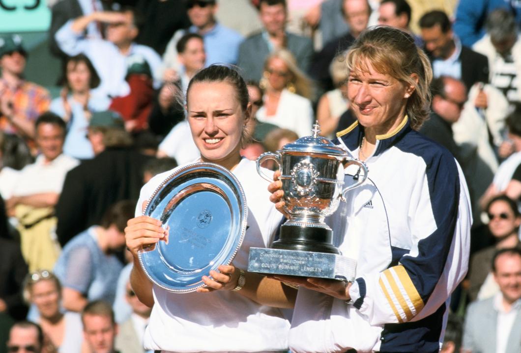 1999 Steffi Graf Takes Back The Throne Roland Garros The 2021 Roland Garros Tournament Official Site