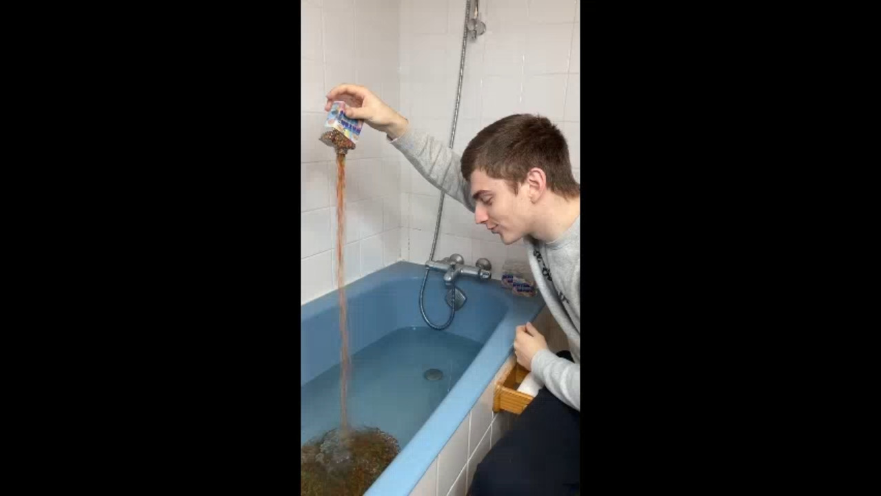 What Is Bath In French youtuber cyril schreiner ruins neighbourhood's drains after