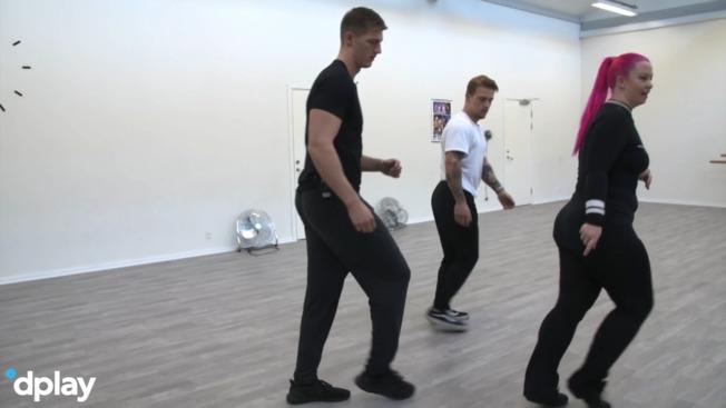 Tyren til dans: Jeg ligner en to meter høj lort