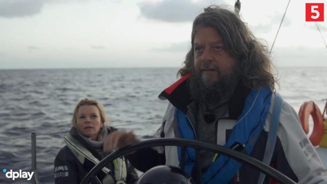 Uvejr under opsejling mellem Katerina og Anders Lund Madsen