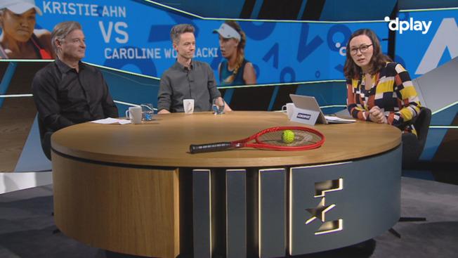 Stor nedtakt efter Carolines sejr i første runde: Se det her