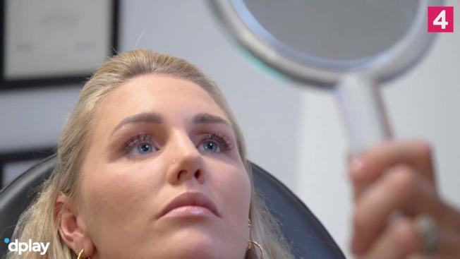 Jeanette Ottesen formindsker vandmodstanden med botox