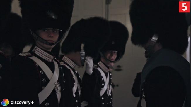 Tabte sit gevær nytårsaften: Sådan håndterede Livgarden episoden