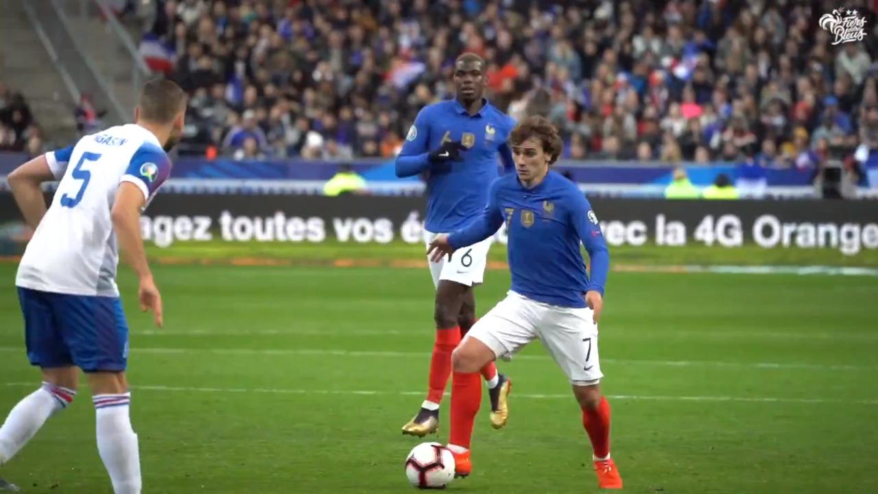 FRANCE-ISLANDE | Les stats de la victoire des Bleus !