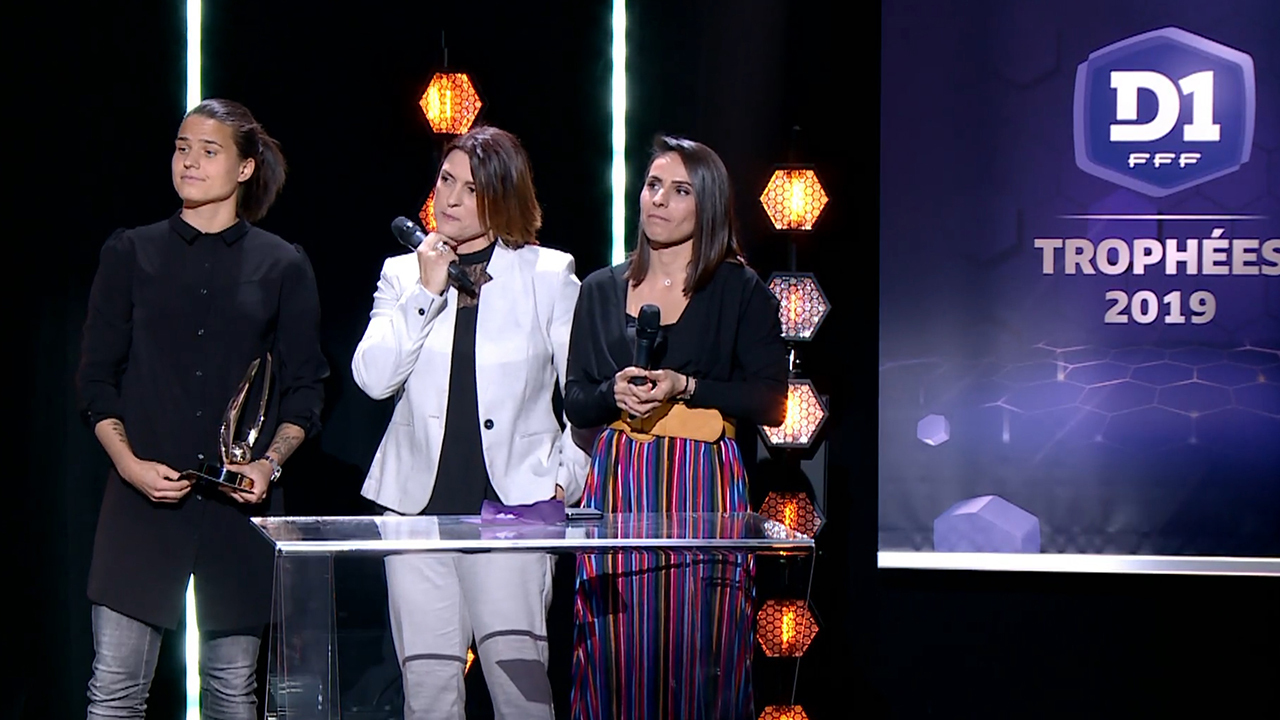 La cérémonie des Trophées 2019