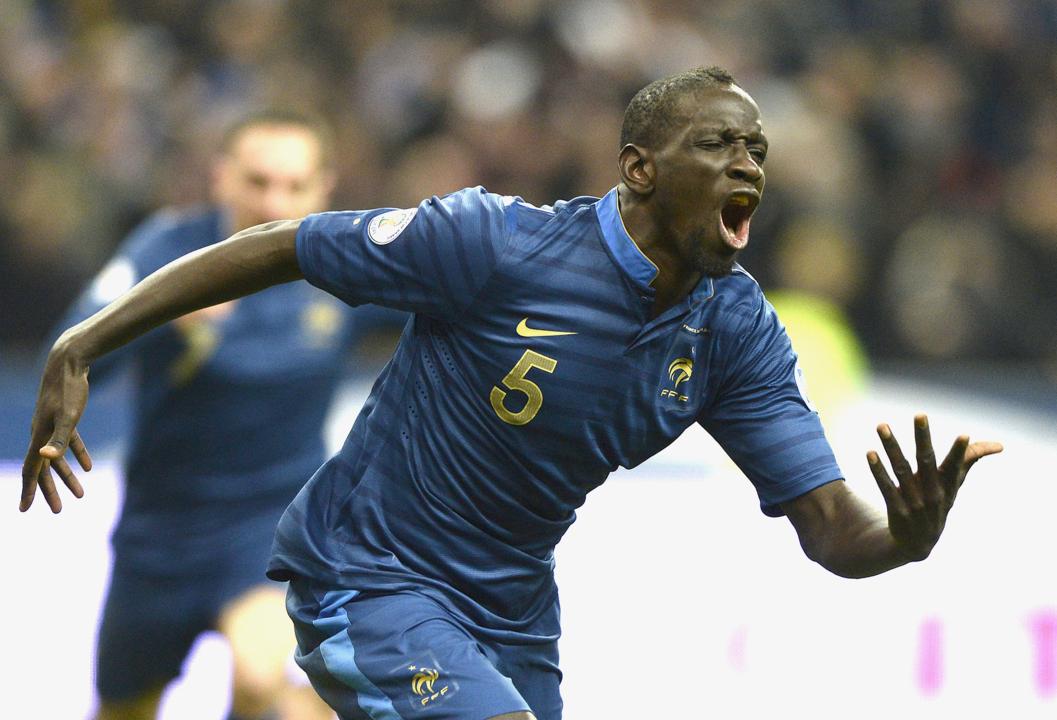 """Mamadou Sakho : """"France-Ukraine, un match historique"""""""