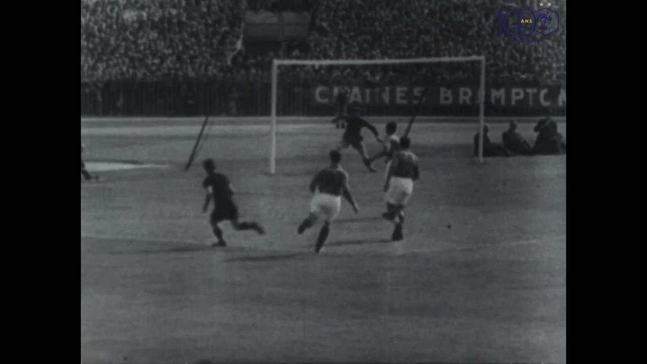 Revivez la Coupe du Monde 1938
