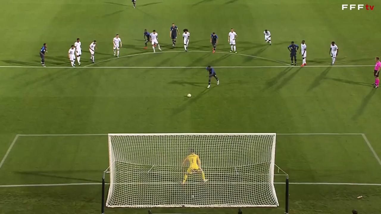 Le résumé de France-Angleterre (2-1)