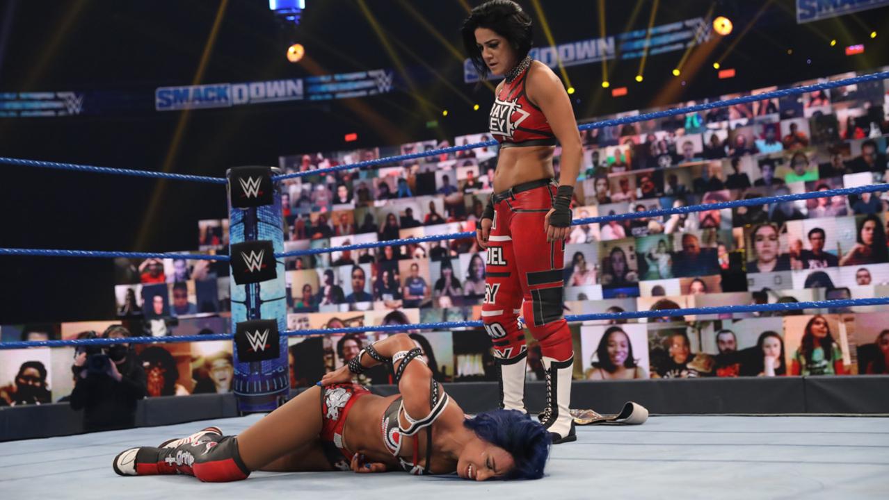 WWE SmackDown Highlights - 04/09/20   BT Sport