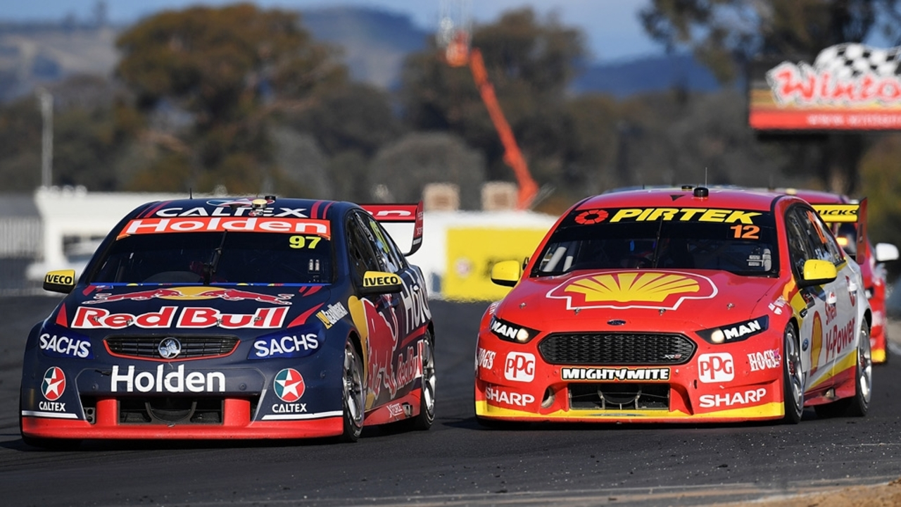 V8 Supercars Highlights Winton Race 11 12 Bt Sport