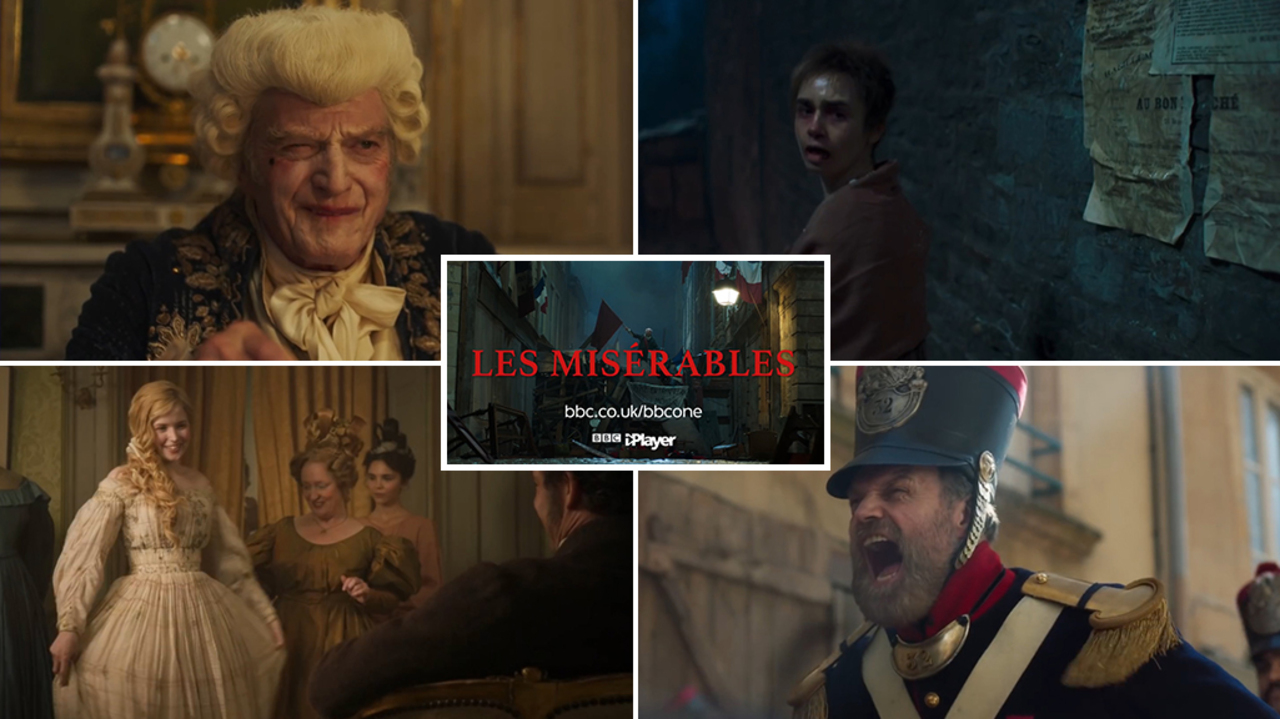 Les Misérables review, episode two: Lily Collins plays the tragic