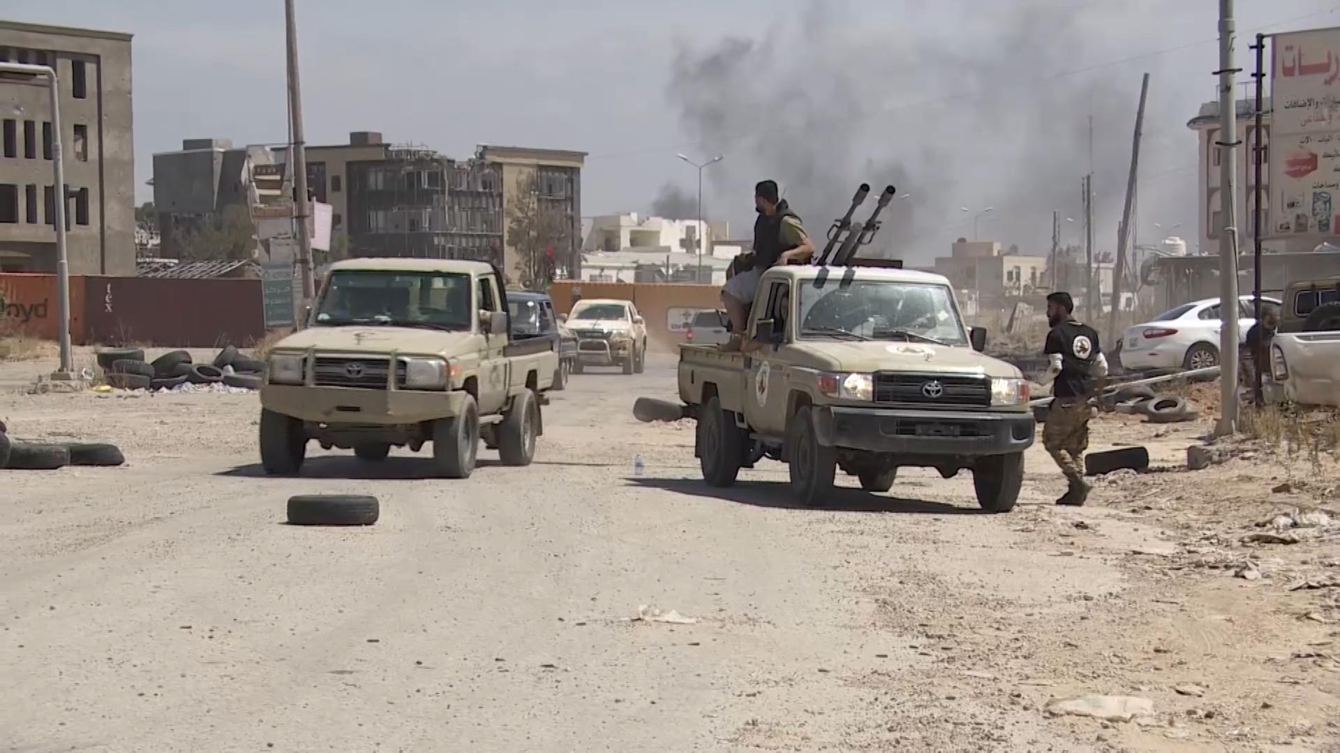 ليبيا.. قوات الوفاق تواصل التقدم جنوبي طرابلس وتضيق الخناق على ترهونة