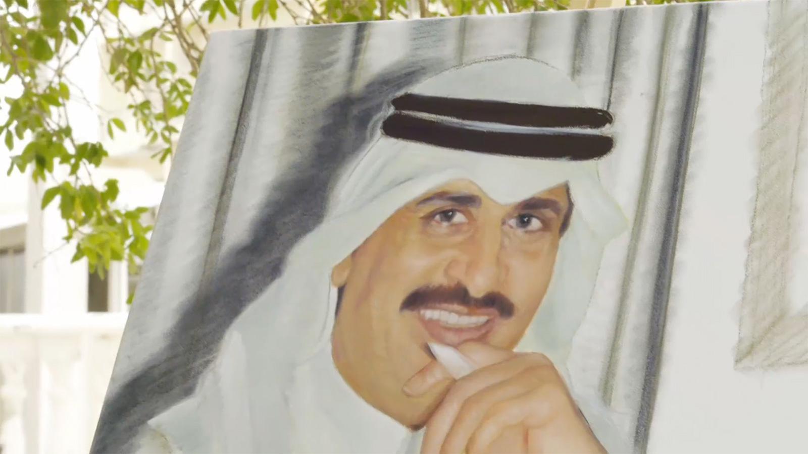 المشاء- عبد العزيز ناصر.. وتر في الجسرة