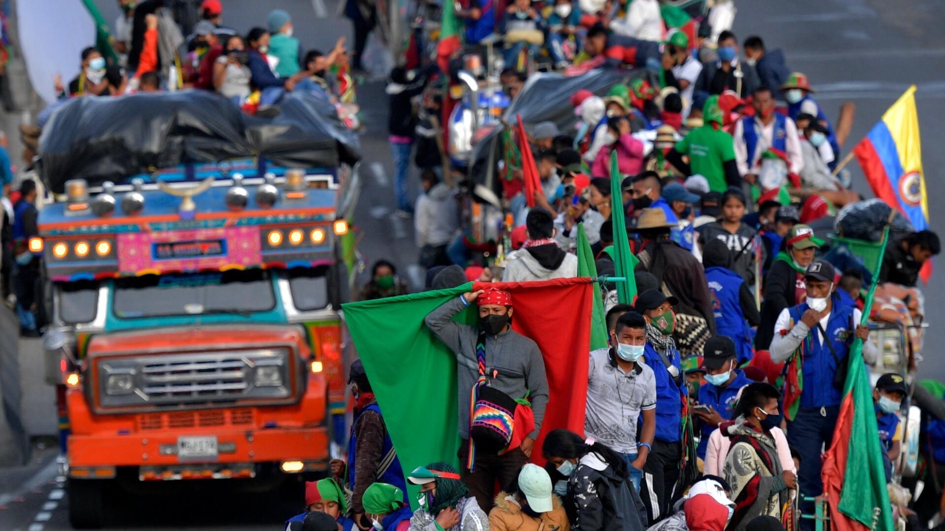 Rural Colombian Groups Seek Help From New Us Gov T Amid Violence Farc News Al Jazeera
