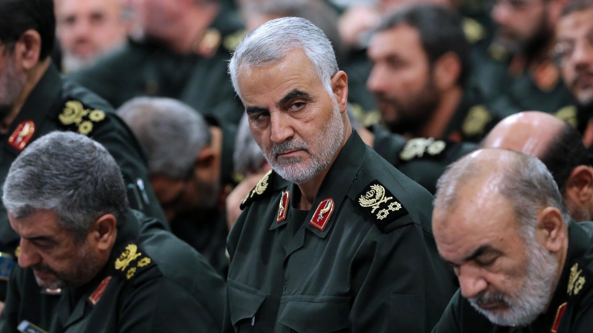 World War 3: U.S. Air Strike Kills Iranian Major-General