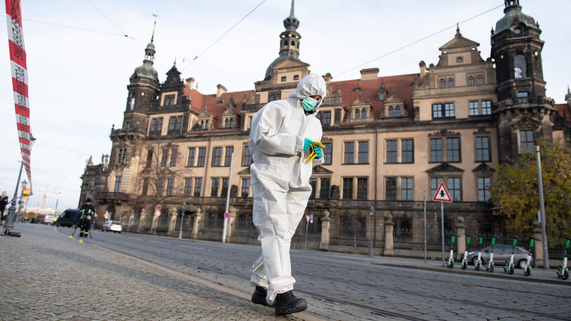'Priceless' jewels stolen in Germany's Green Vault museum heist