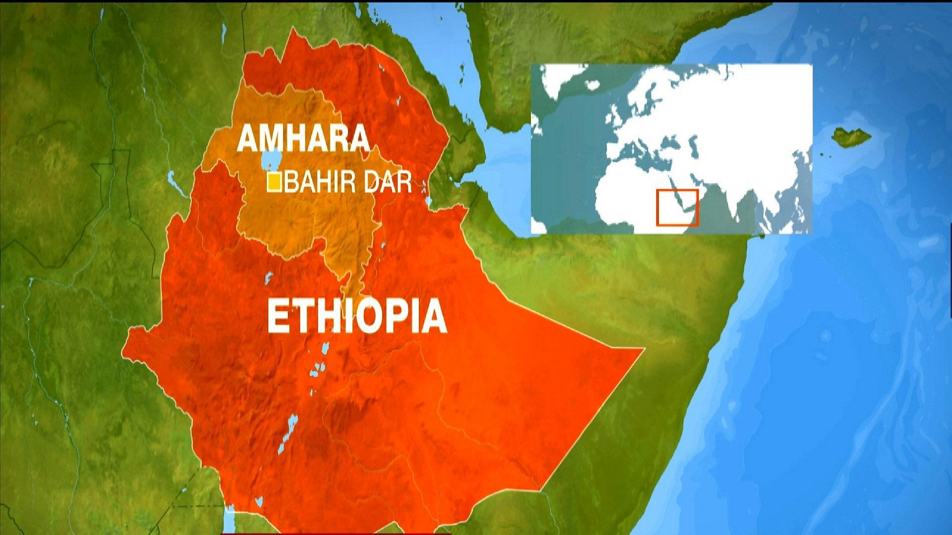 Outrage over Ethiopia's continuing internet blackout