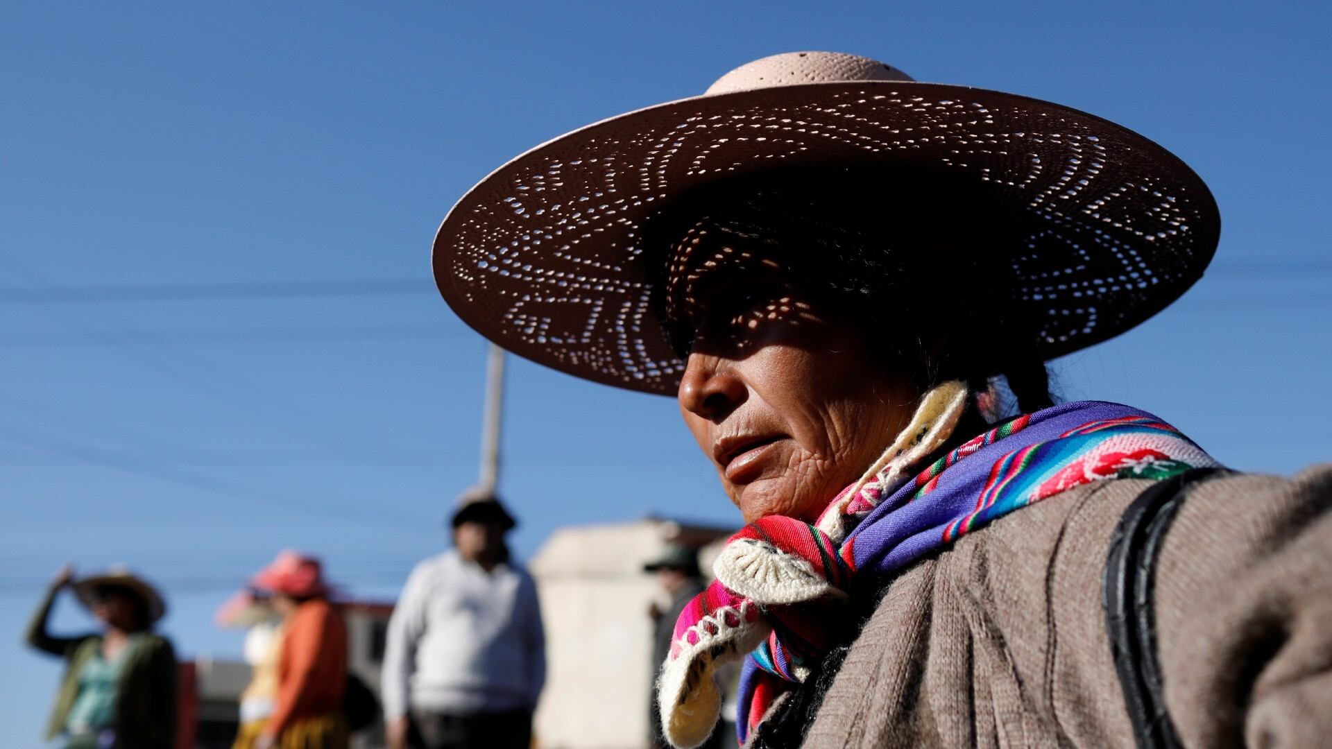 Bolivia: Tense calm under interim government