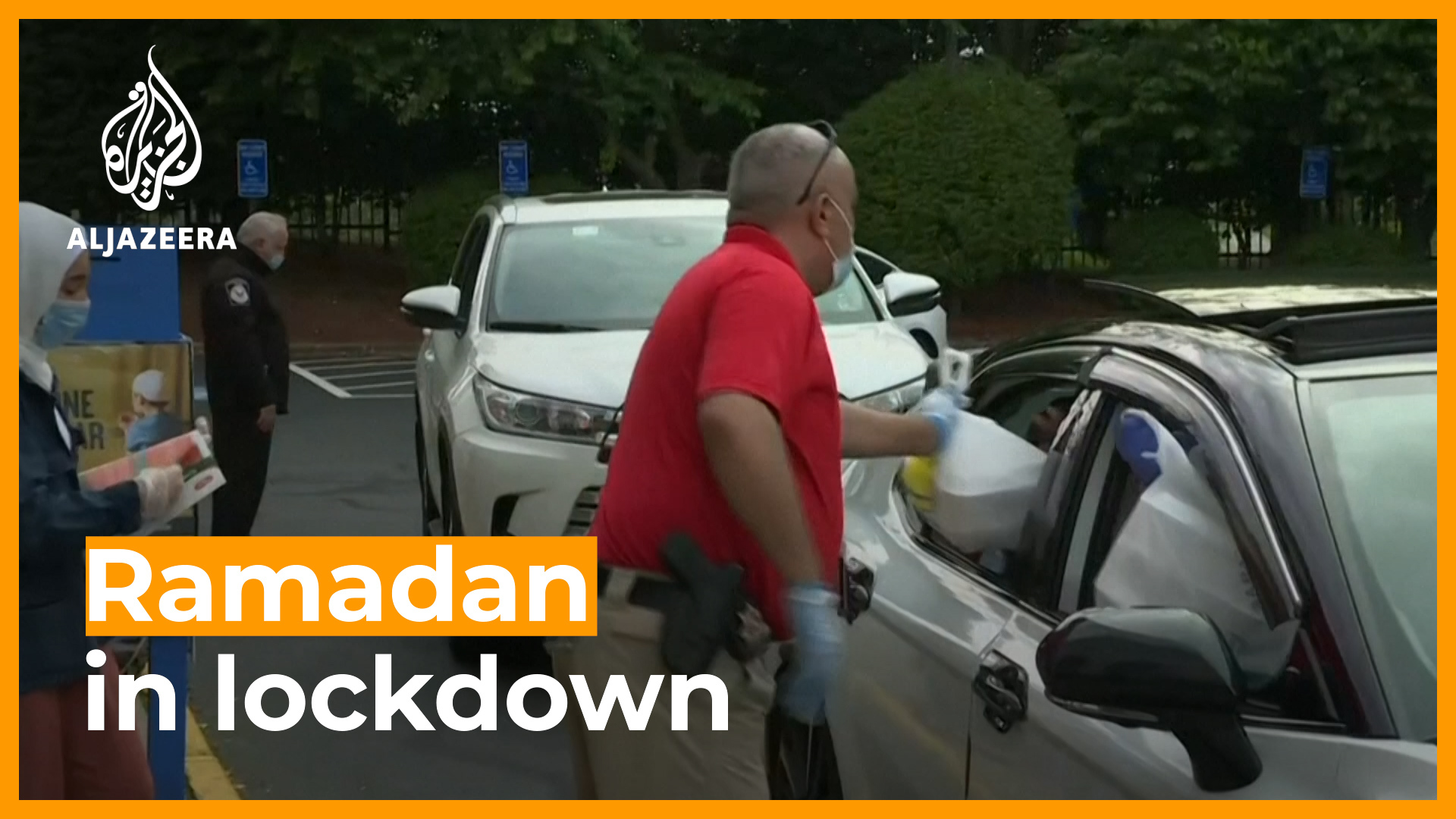 Ramadan under lockdown in Virginia