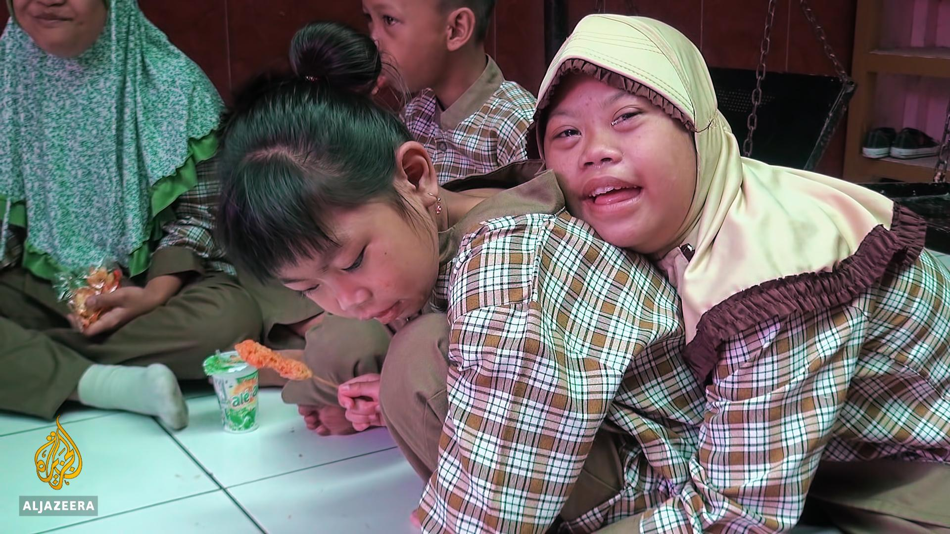Giving Indonesia's children with disabilities a chance