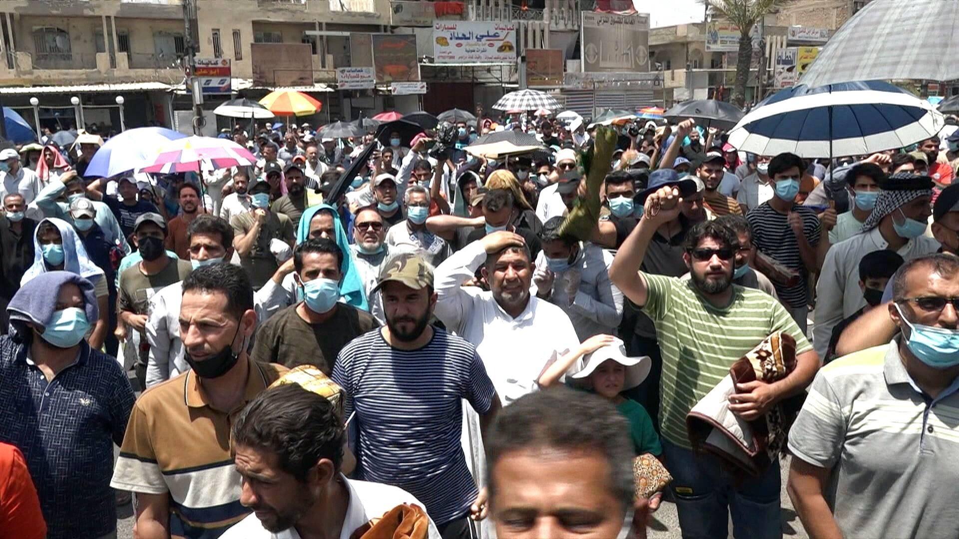 Two killed in Iran's water crisis protests - Tathfonewsarena