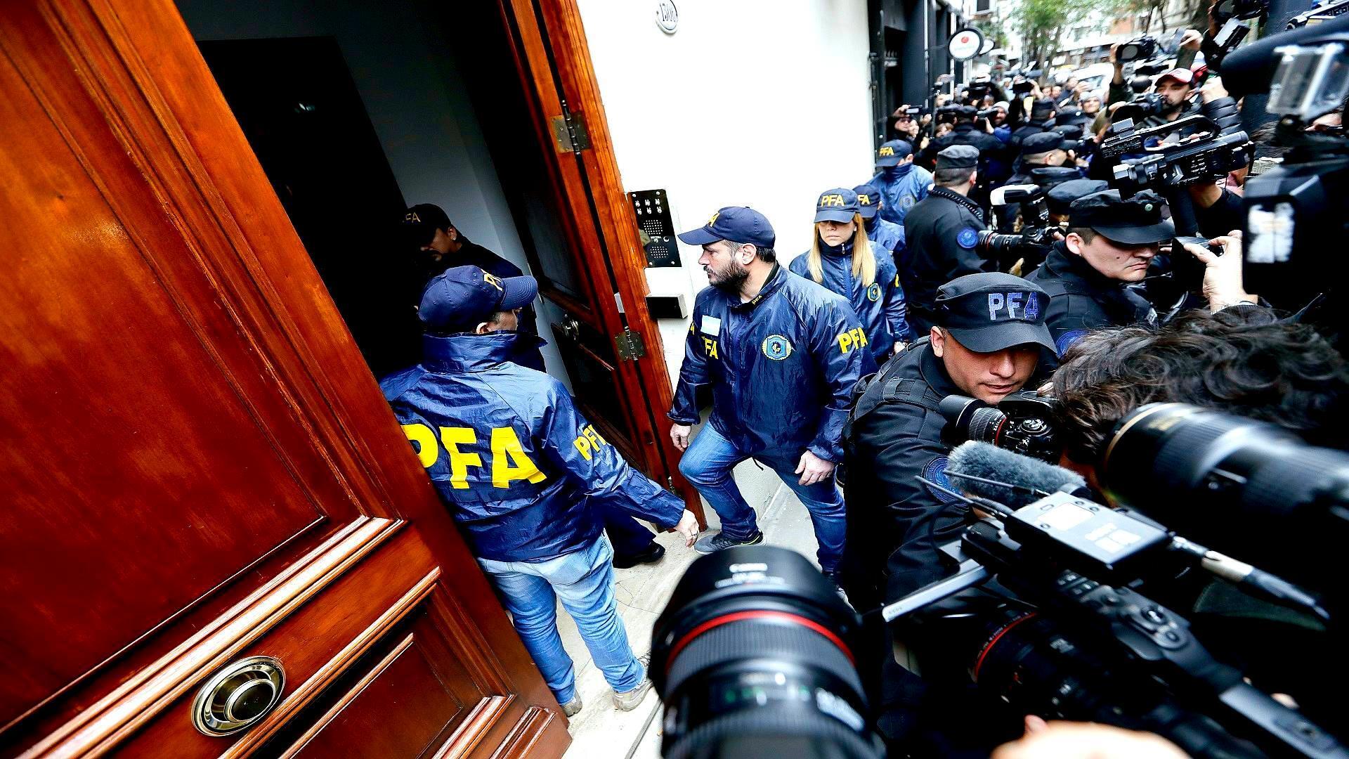 Argentina corruption: seizing assets difficult even under Macri