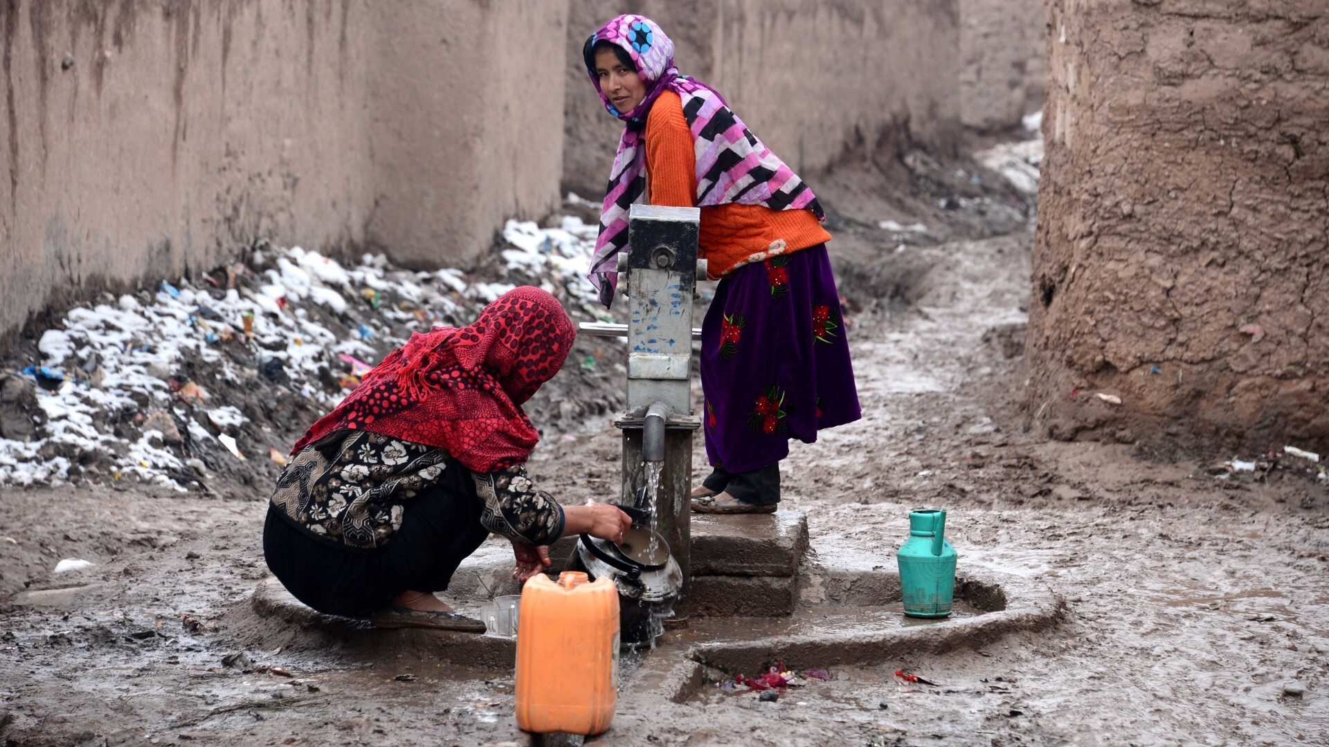 Afghanistan snows: Communities calling for help