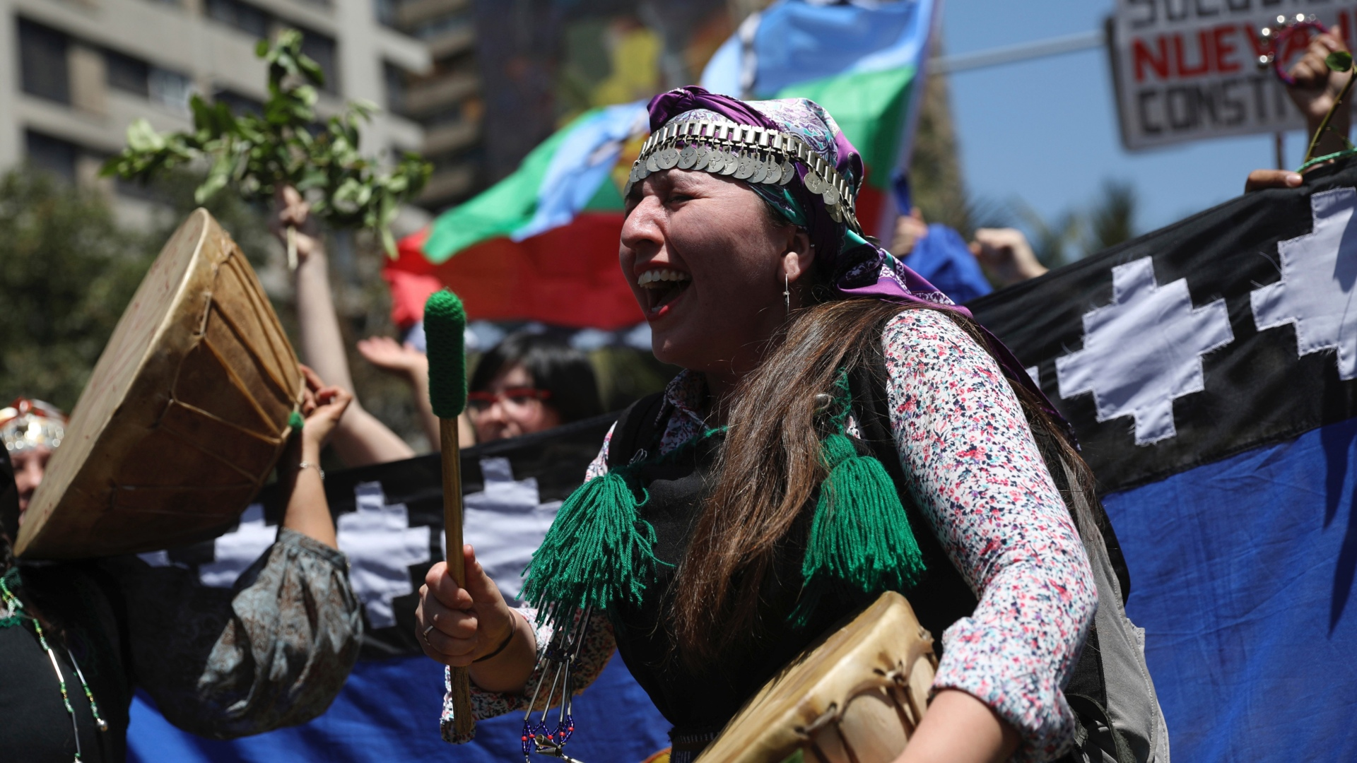 Chile's Mapuche people vs the State: A battle for ancestral lands   Talk to Al Jazeera