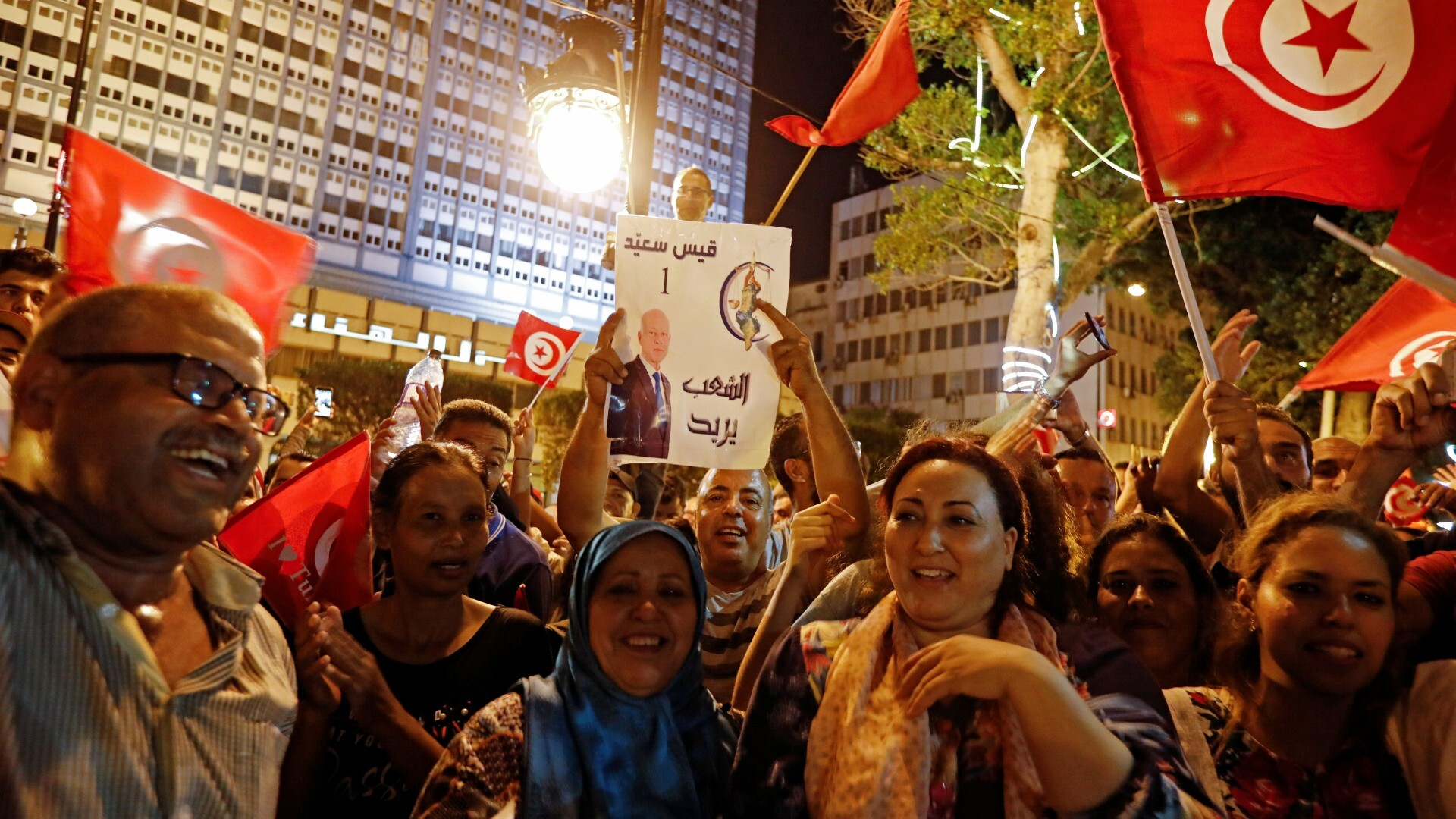 Tunisia election: New President Saied promises to fix economy