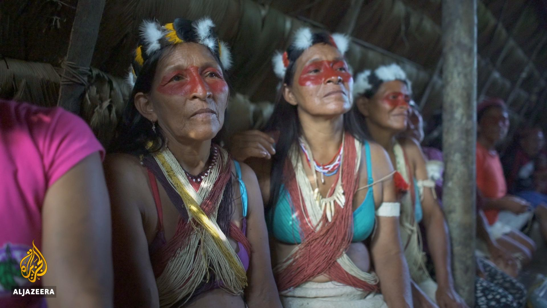 The Amazonian tribe defending their land with technology