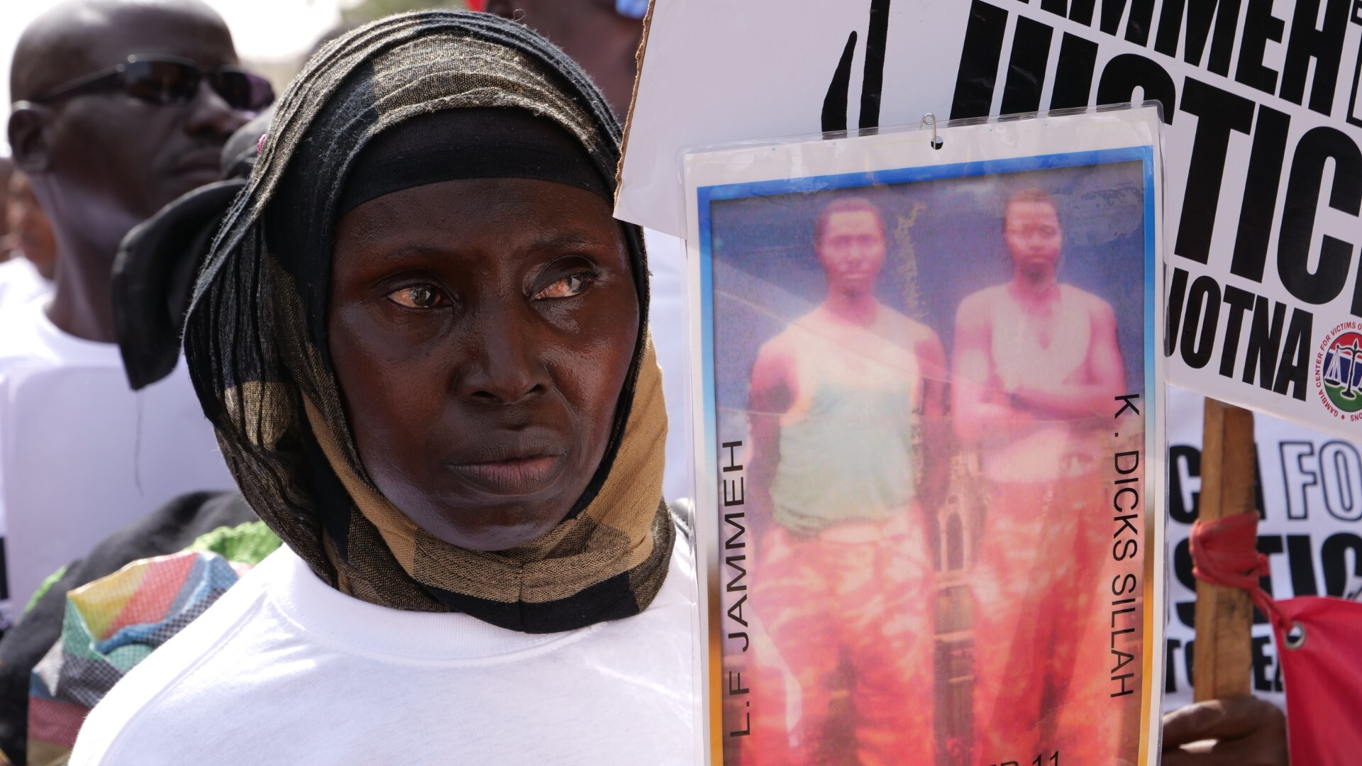 Still reeling from the Jammeh years, Gambians wait for justice