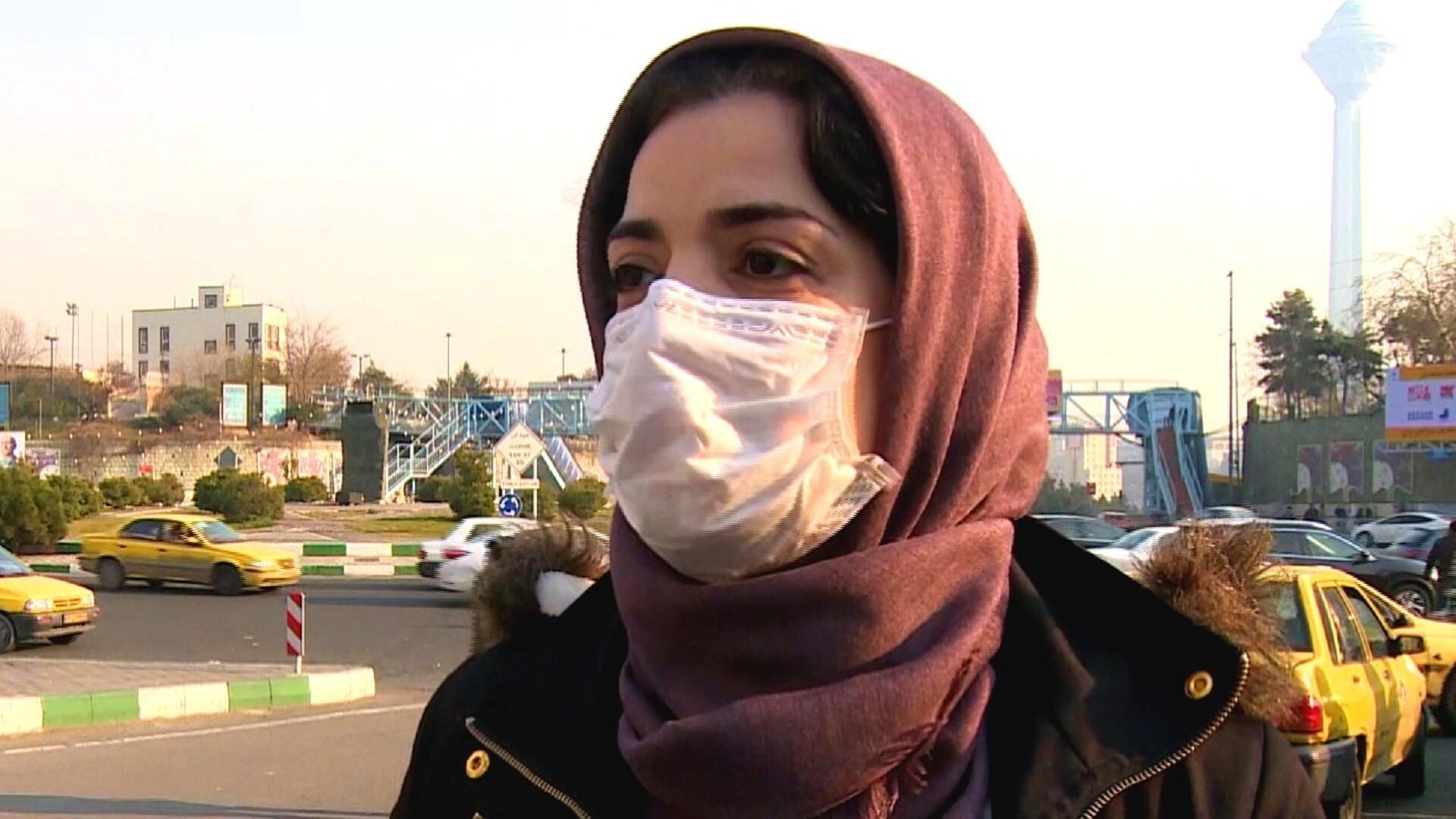 Iran's air pollution: Schools shut, children kept indoors