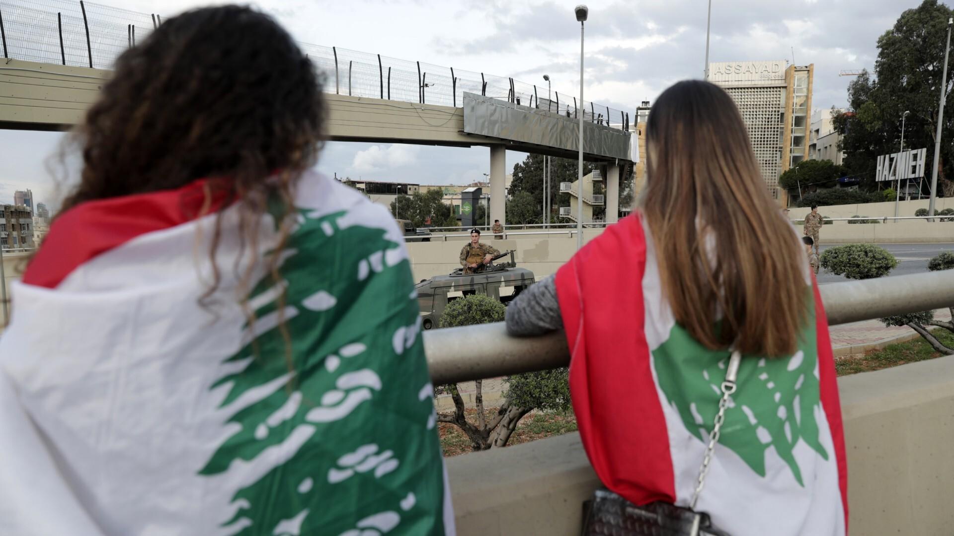 Lebanon political unrest: Defiance against political elite