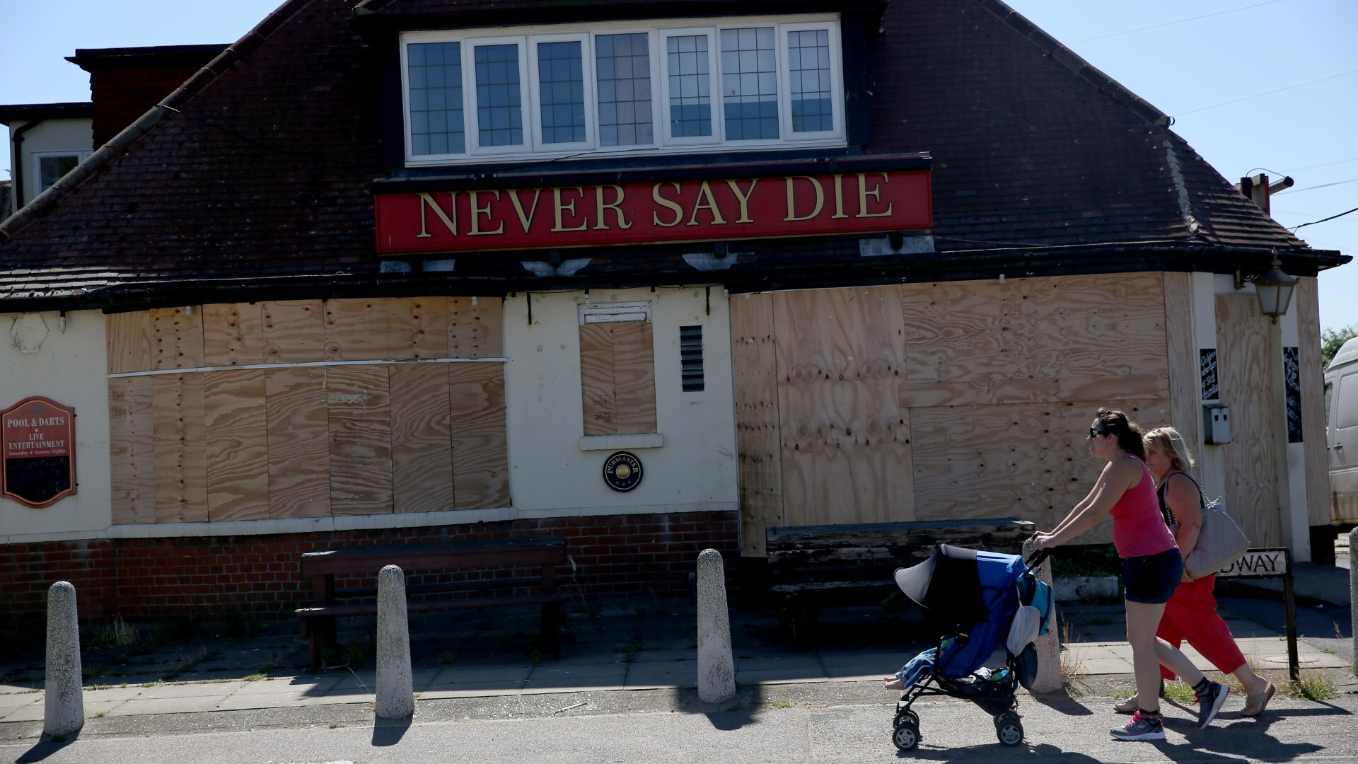 Jaywick's fight: Community support in one of UK's poorest towns